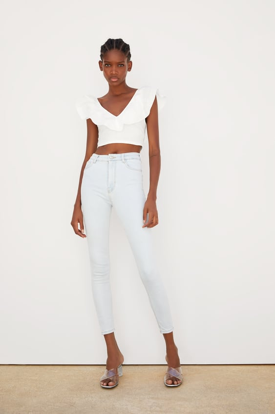 3d22f286be Skinny Jeans | TRF | New Collection Online | ZARA Italy