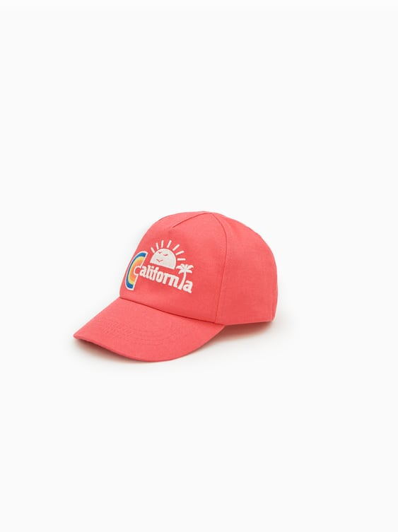 7fae89896df CALIFORNIA EMBROIDERED HAT