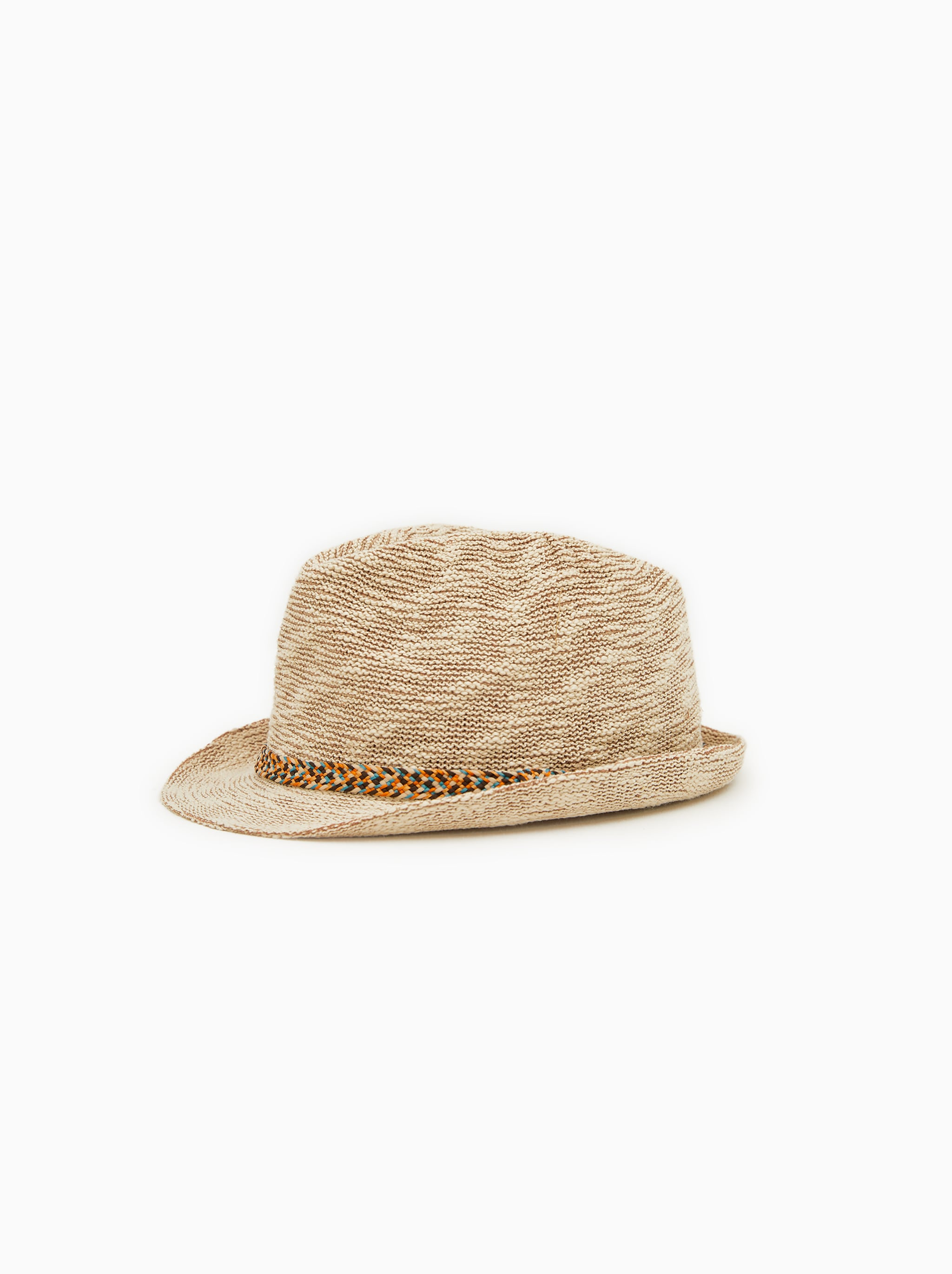 215a8d2069a Zara STRAW HAT WITH BAND