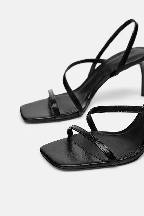 best service official shop run shoes Modalite - Zara STRAPPY SANDALS