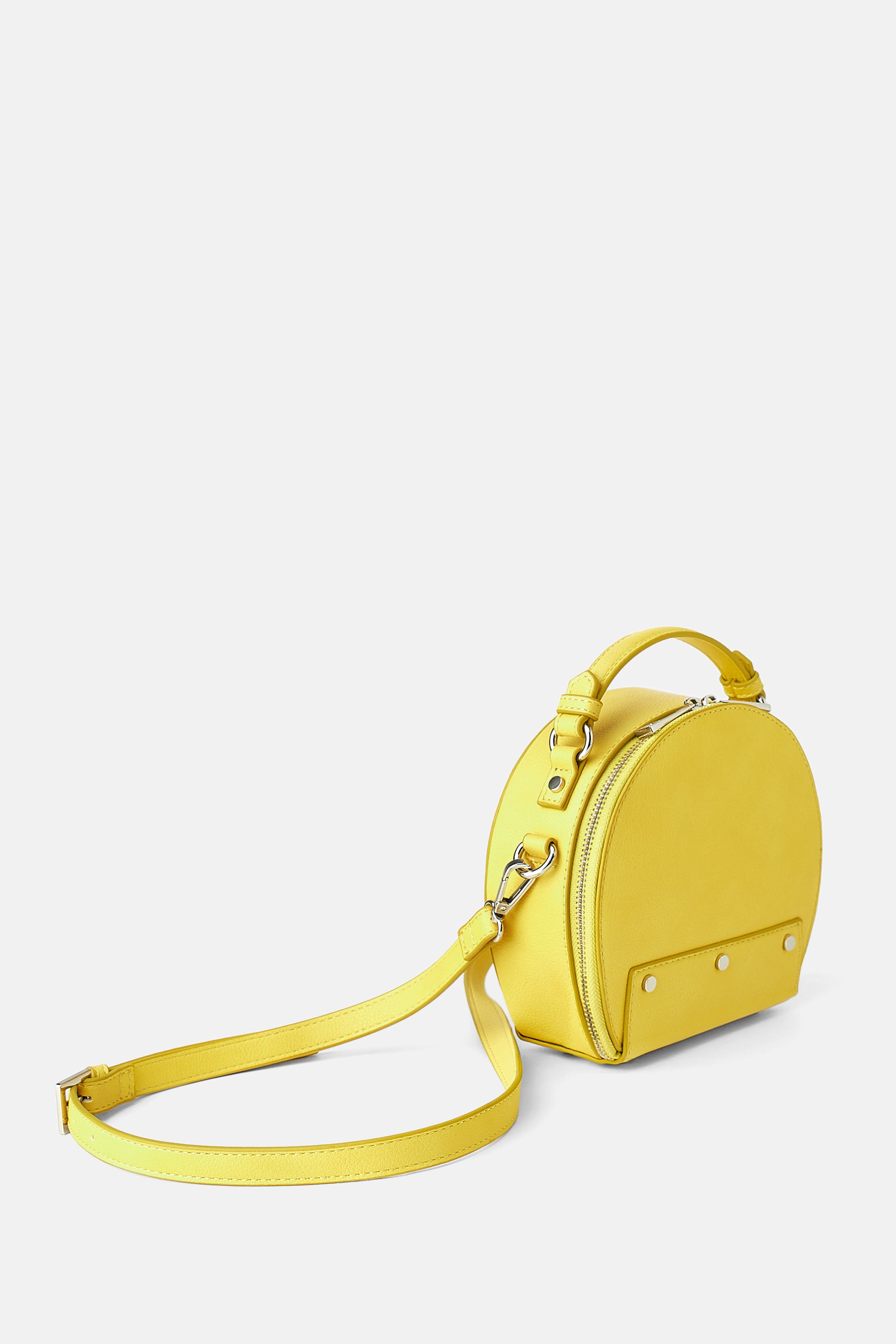 be79b8bed6 Zara ROUND CROSSBODY BAG