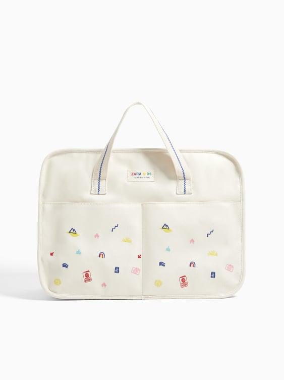 Zara CARRY-ON BAG