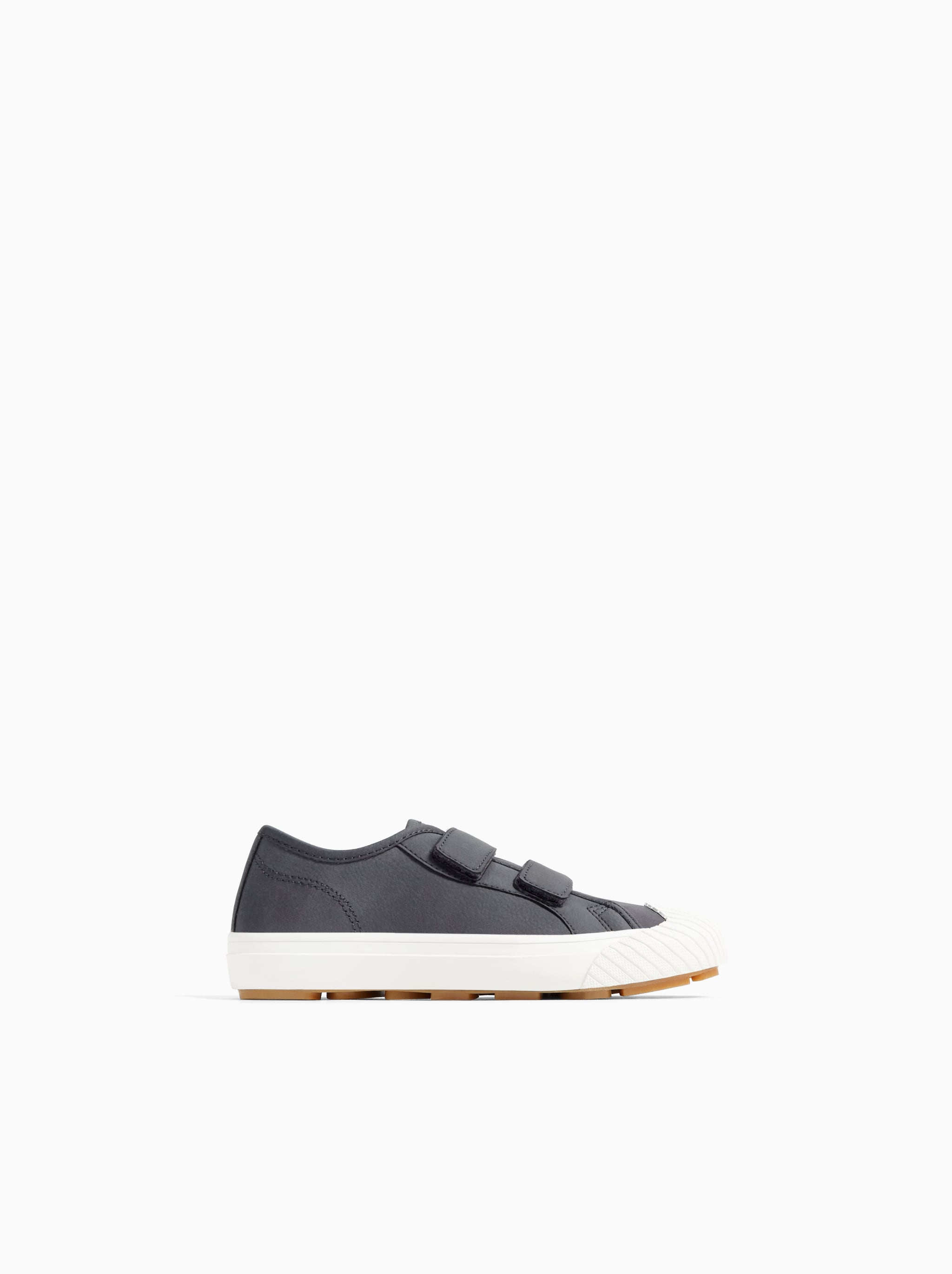 cf65f206 Zara STRAPPY SNEAKERS WITH TEXT