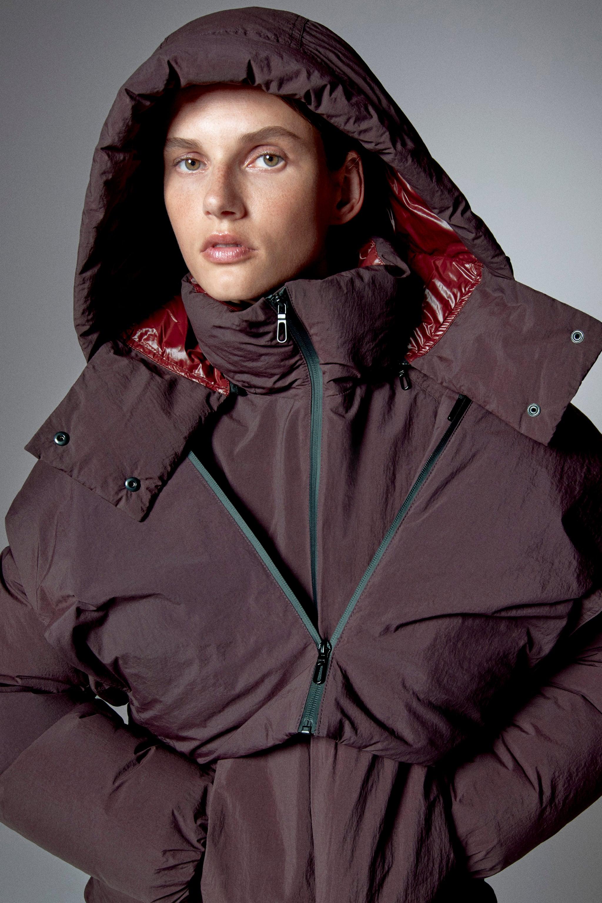 Zara LIMITED EDITION DOWN COAT