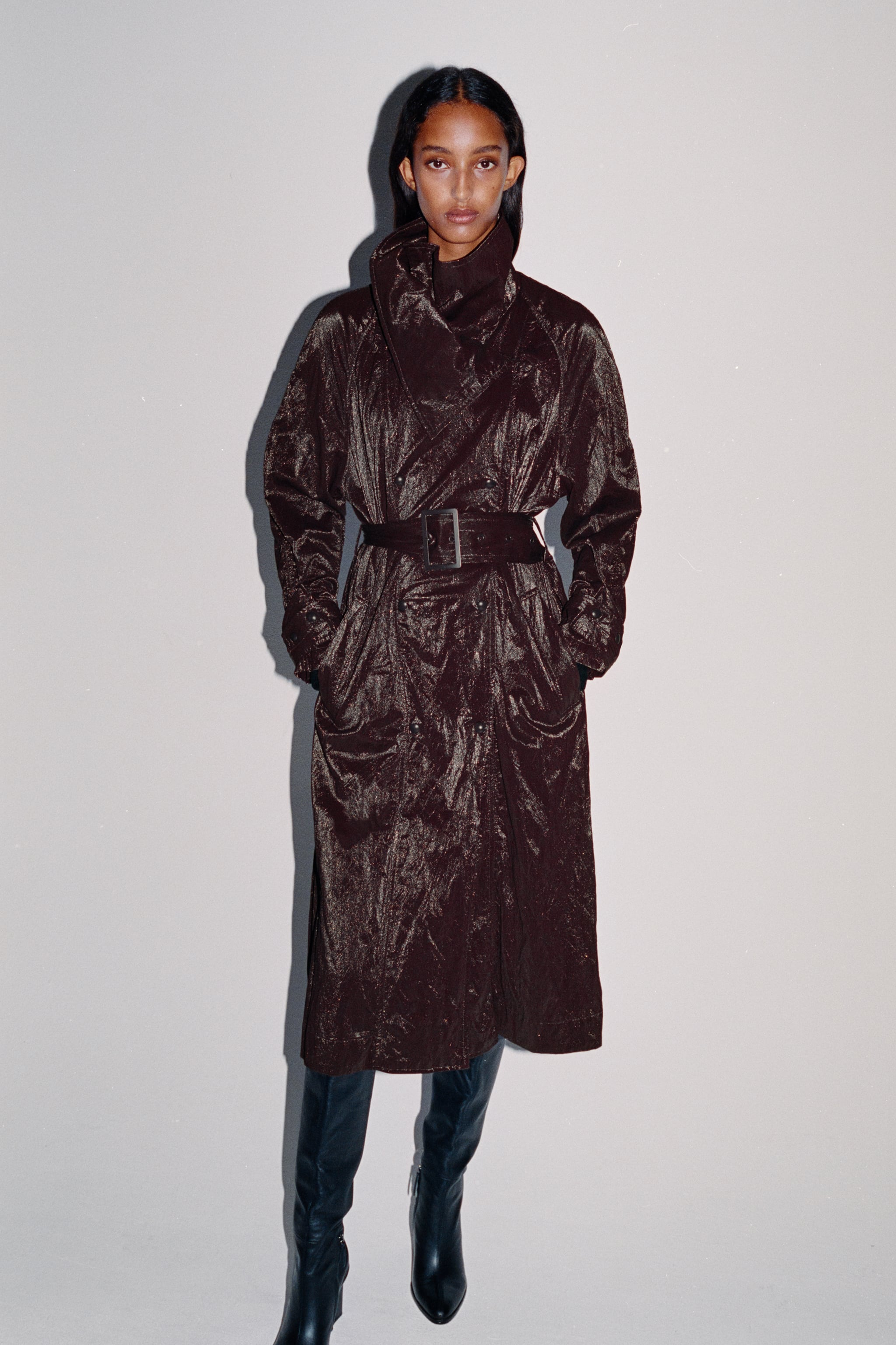 Zara LIMITED EDITION TRENCH COAT