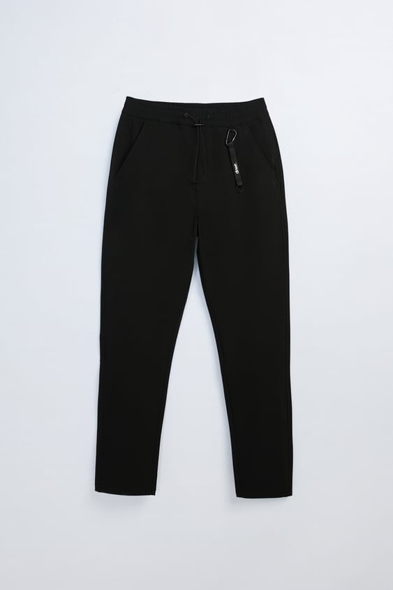 TECHNICAL RELAXED PANTS