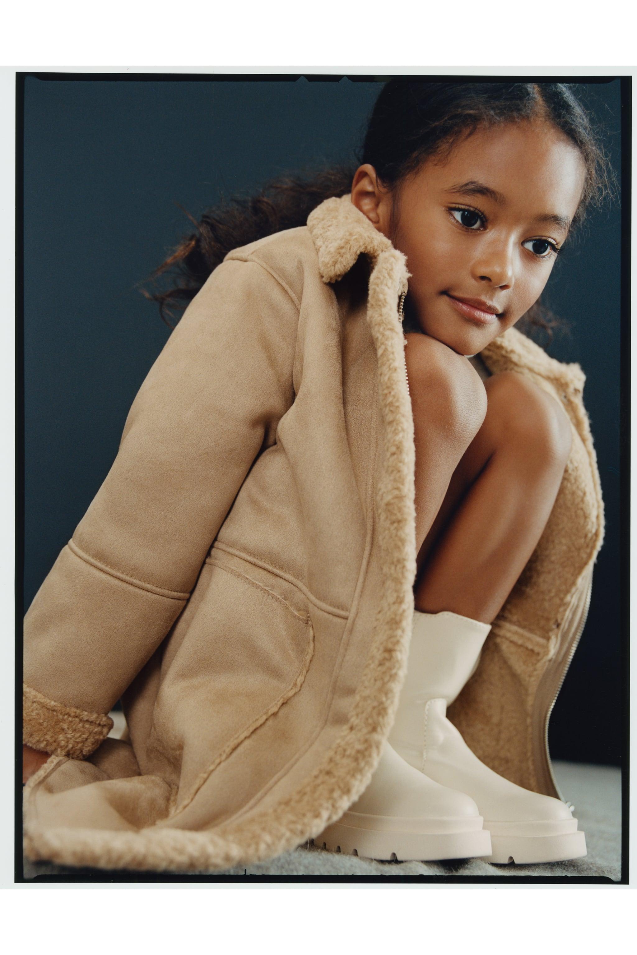 Zara DOUBLE FACED COAT