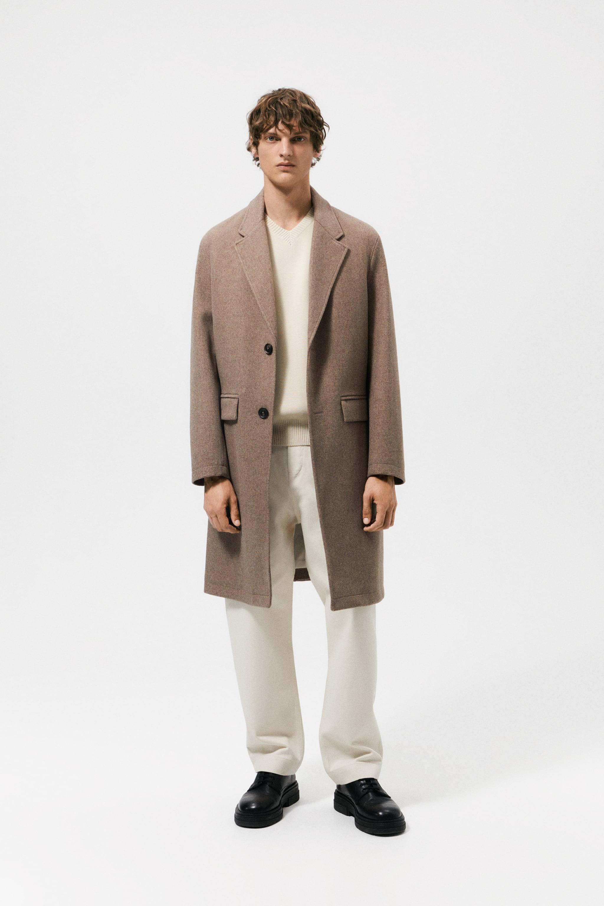 Zara CLOTH COAT