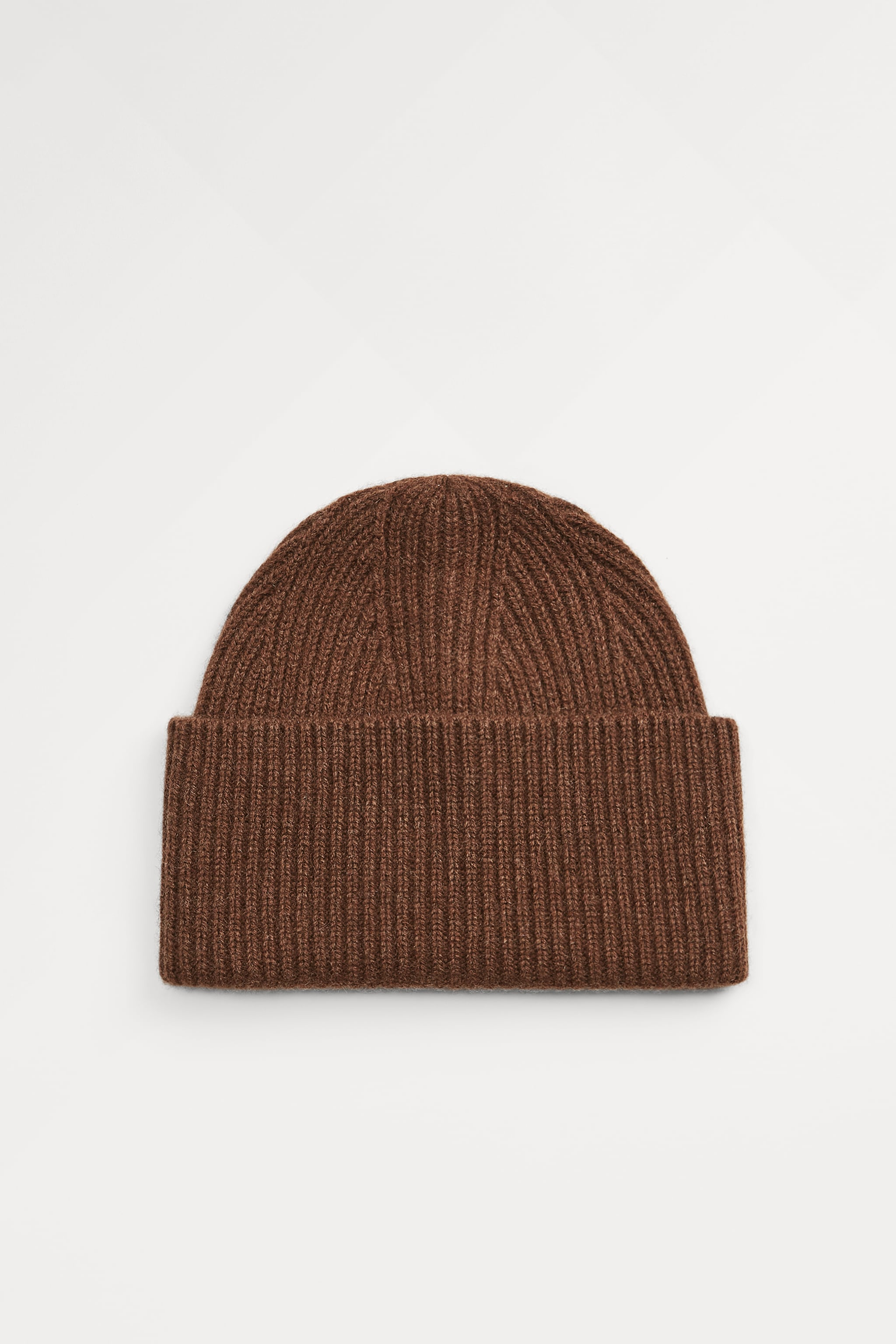 Zara RIBBED CASHMERE HAT