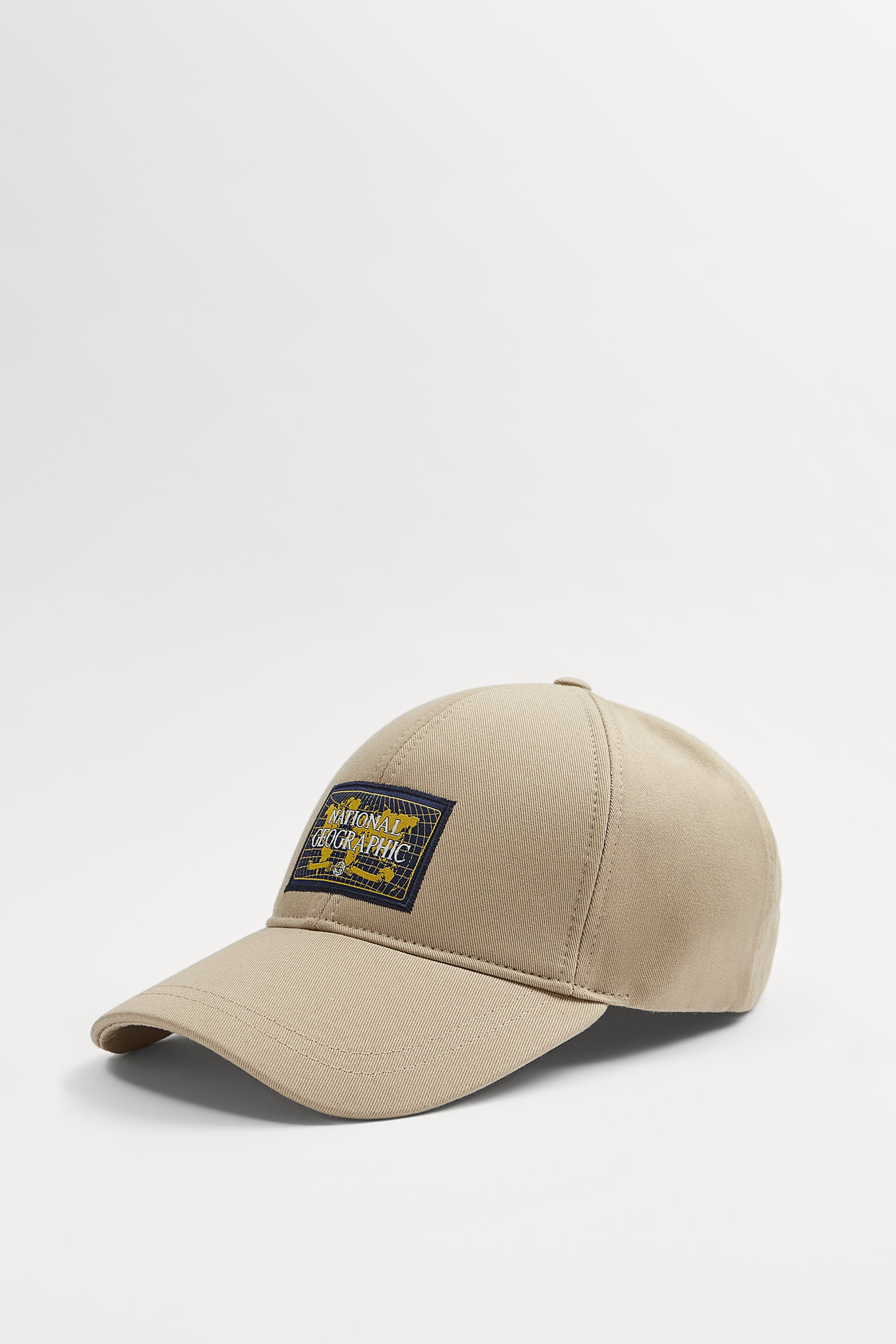 Zara NATIONAL GEOGRAPHIC PATCH CAP