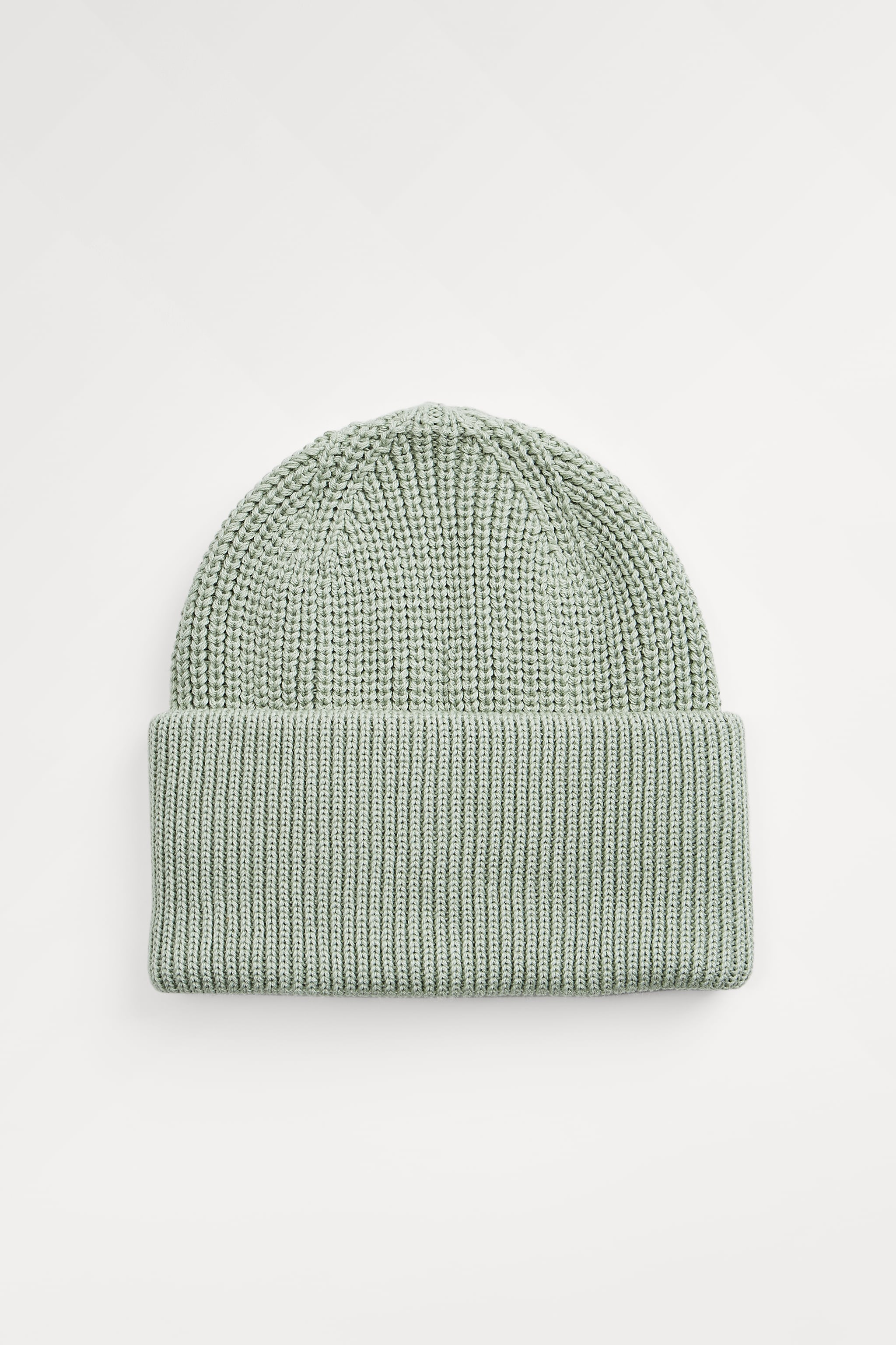 Zara OVERSIZED KNIT HAT