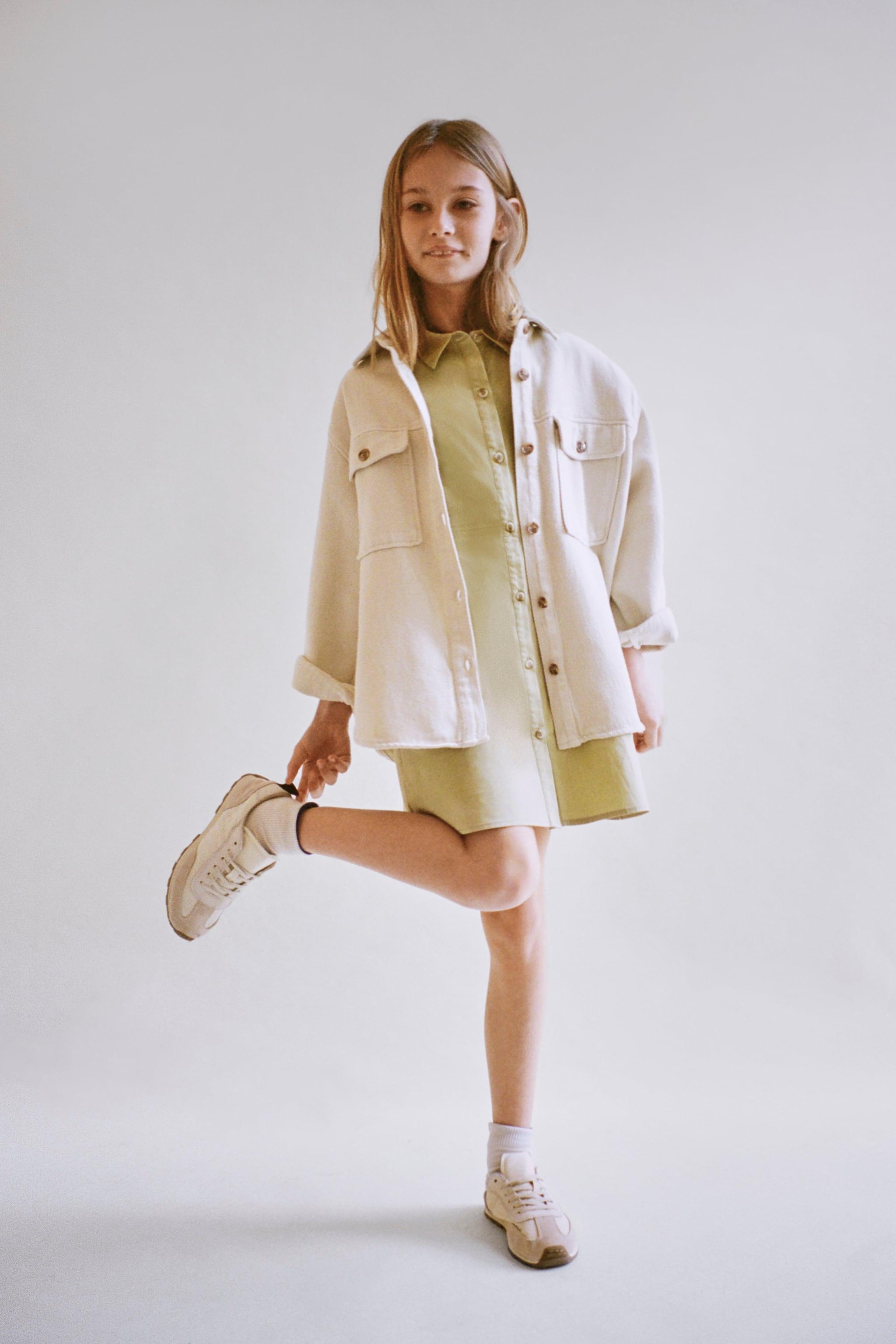 Zara COMBINATION SOFT SNEAKERS