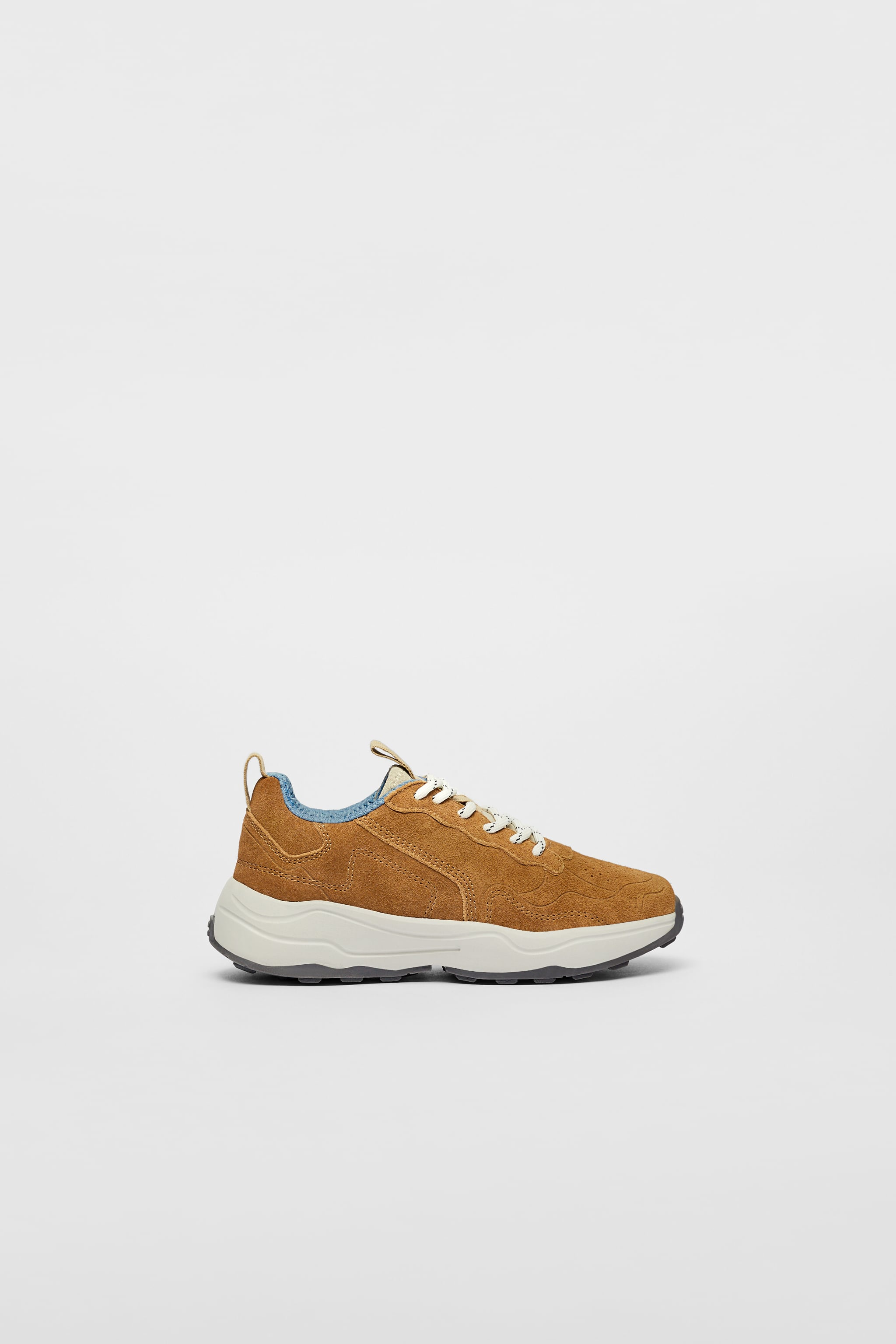 Zara SOFT LEATHER LIMITED EDITION SNEAKERS