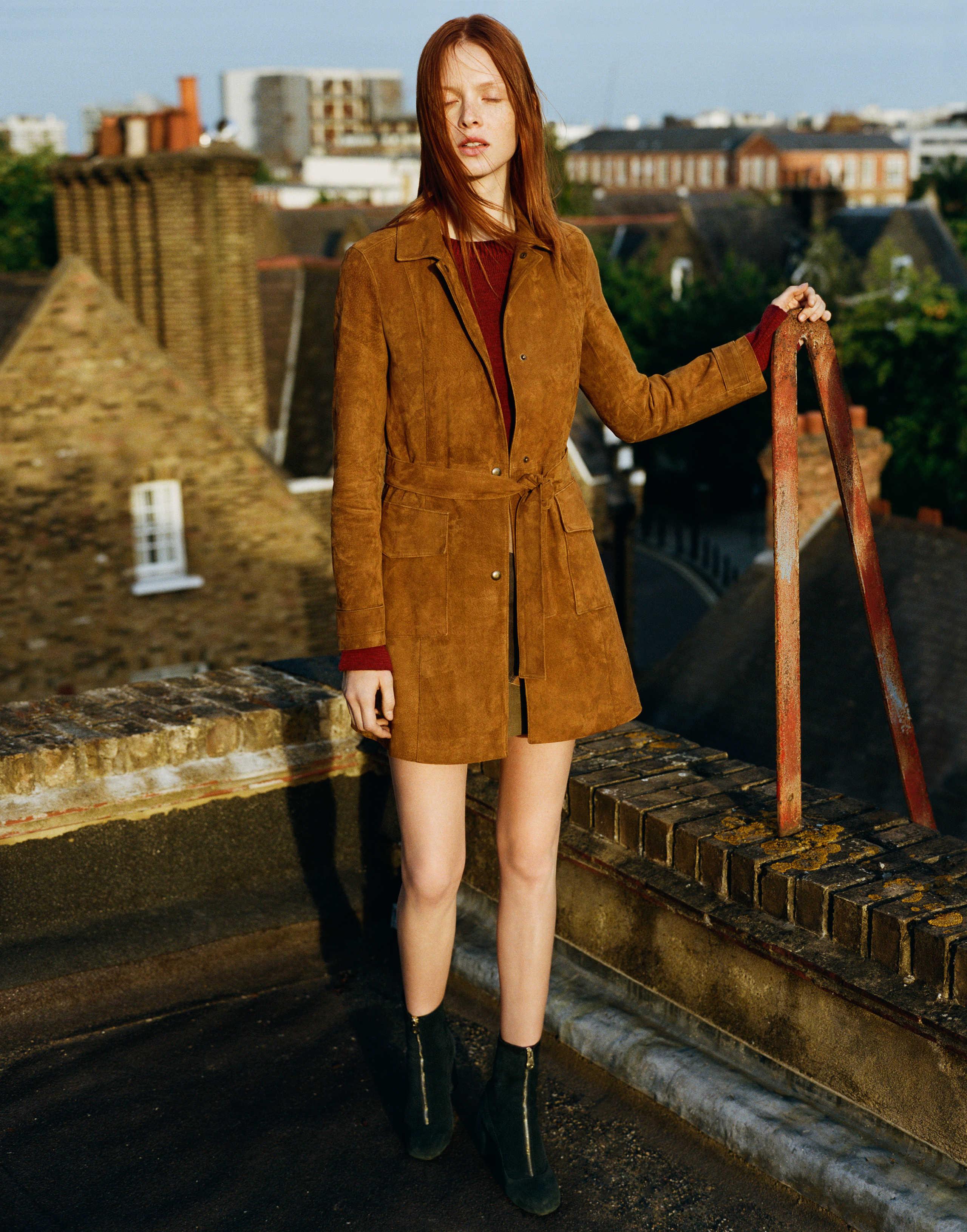 Zara TRF A/W 15-16 Campaign